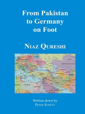cover image of From Pakistan to Germany on Foot