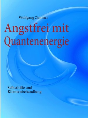 cover image of Angstfrei mit Quantenenergie