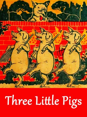 cover image of Three Little Pigs