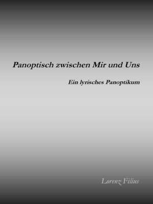 cover image of Panoptisch zwischen Mir und Uns