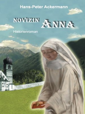 "cover image of ""Novizin Anna"""