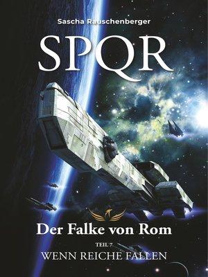 cover image of SPQR--Der Falke von Rom