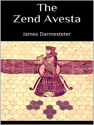 cover image of The Zend Avesta