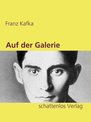 cover image of Auf der Galerie