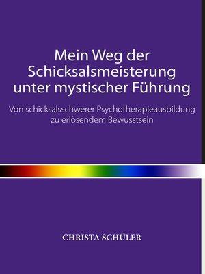cover image of Mein Weg der Schicksalsmeisterung unter mystischer Führung