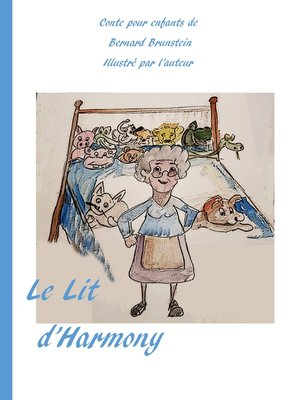 cover image of Le lit d'Harmony