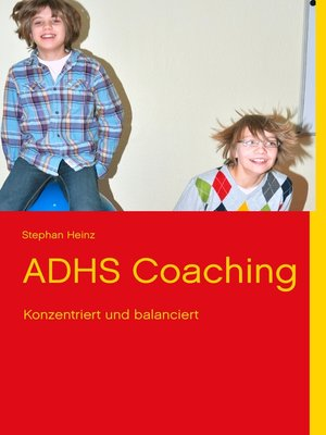 cover image of ADHS Coaching