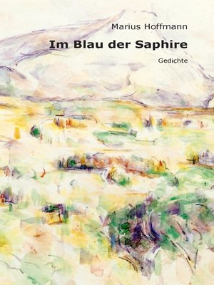 cover image of Im Blau der Saphire
