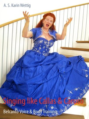 cover image of Singing like Callas & Caruso