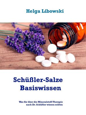 cover image of Schüßler-Salze Basiswissen