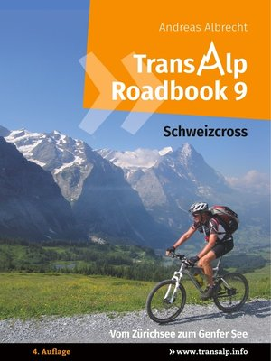 cover image of Transalp Roadbook 9--Schweizcross