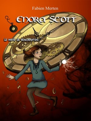 cover image of Enora Scott, le miroir de réincarnation