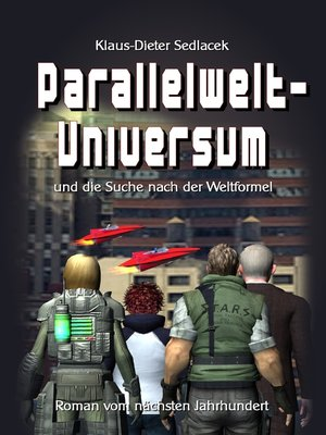 cover image of Parallelwelt-Universum