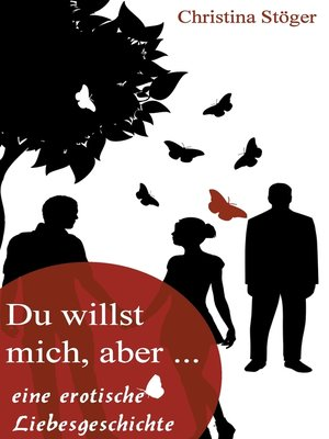 cover image of Du willst mich, aber...