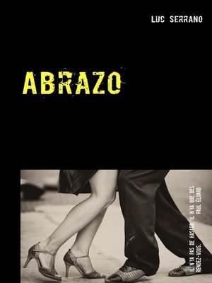 cover image of Abrazo