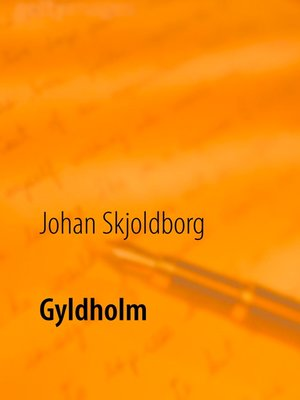 cover image of Gyldholm