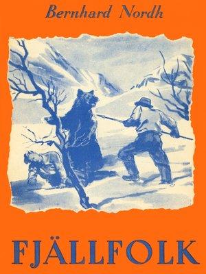 cover image of Fjällfolk