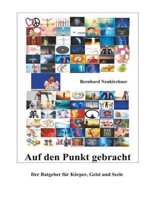 cover image of Auf den Punkt gebracht