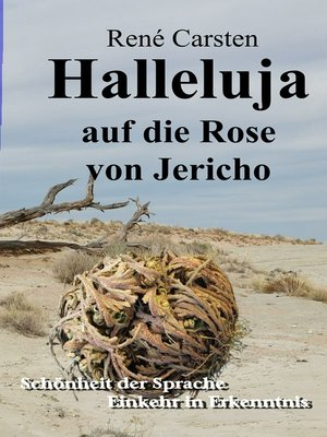 cover image of Halleluja auf die Rose von Jericho