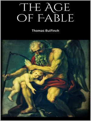 cover image of The Age of Fable