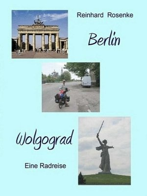 cover image of Berlin--Wolgograd