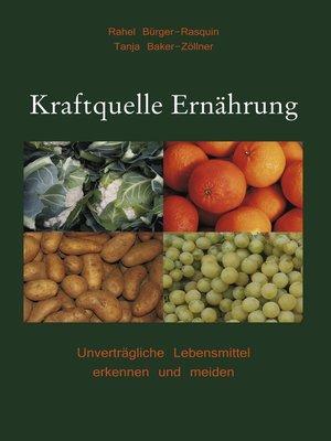 cover image of Kraftquelle Ernährung