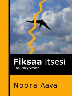 cover image of Fiksaa itsesi