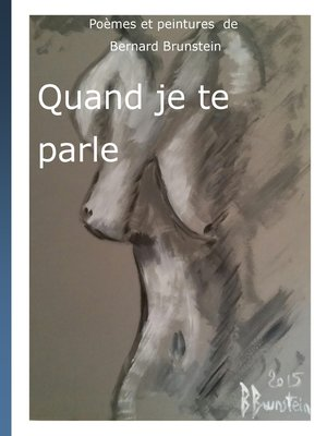 cover image of Quand je te parle