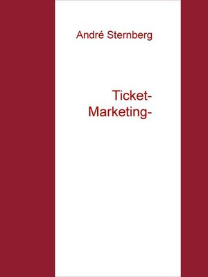 cover image of High Ticket Marketing