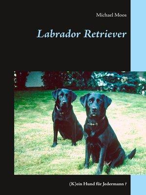 cover image of Labrador Retriever