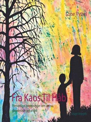 cover image of Fra Kaos Til Håb