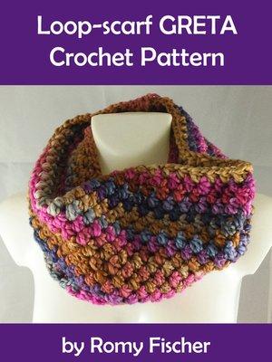 cover image of Loop-scarf GRETA
