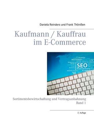 cover image of Sortimentsbewirtschaftung und Vertragsanbahnung