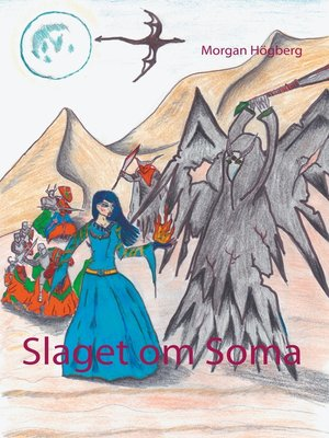 cover image of Slaget om Soma