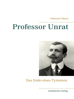 cover image of Professor Unrat