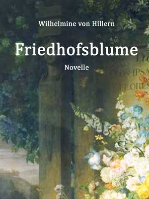 cover image of Friedhofsblume