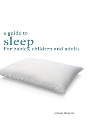 cover image of A guide to sleep