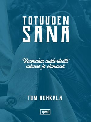 cover image of Totuuden Sana