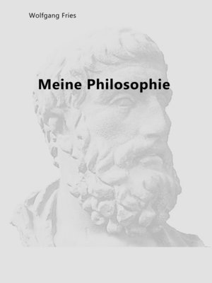 cover image of Meine Philosophie