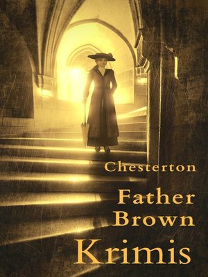 cover image of Father Brown-Krimis