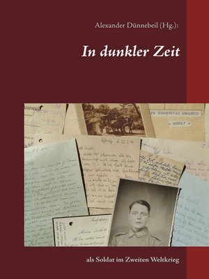 cover image of In dunkler Zeit