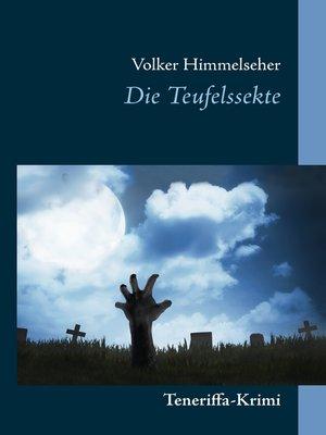 cover image of Die Teufelssekte