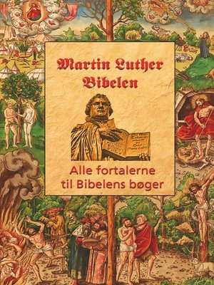 cover image of Martin Luther--Fortalerne til Bibelen