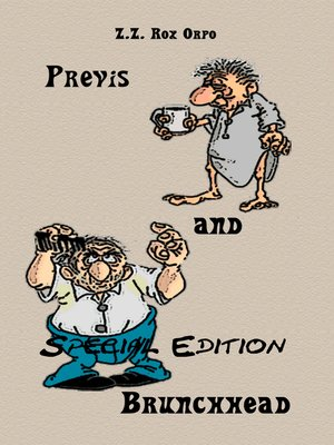 cover image of Previs and Brunchhead Special Edition