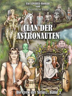 cover image of Clan der Astronauten