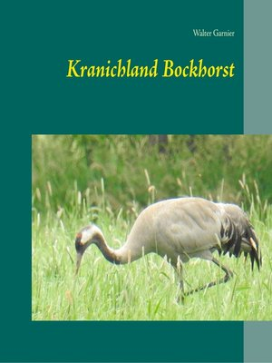 cover image of Kranichland Bockhorst