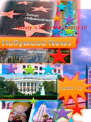 cover image of Sunny's Hollywoodstern 10