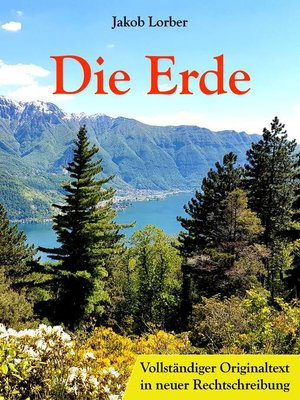 cover image of Die Erde