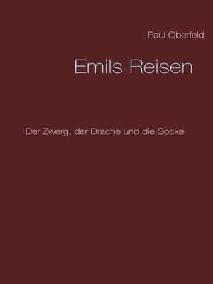 cover image of Emils Reisen