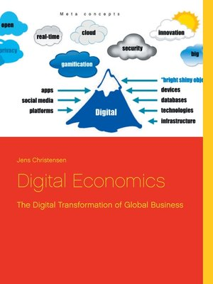 cover image of Digital Economics